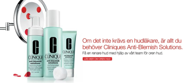 clinique oren hud acne